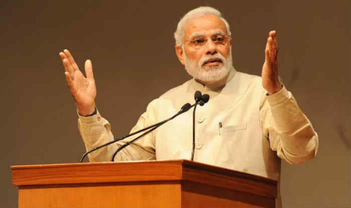 Nation is always empowered by its women: Narendra Modi