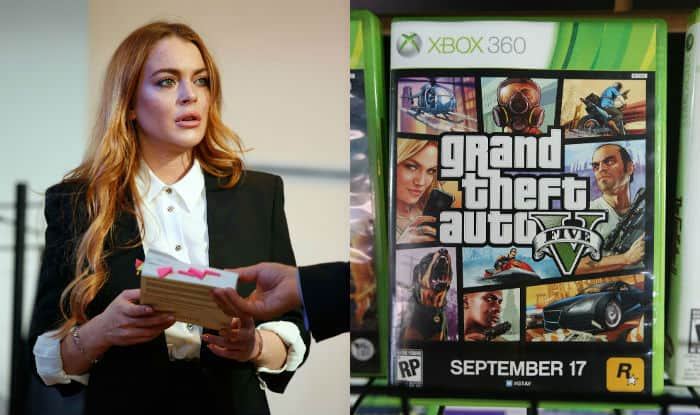 Lindsay Lohan can sue Grand Theft Auto makers