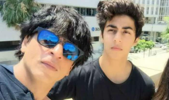 Shah Rukh Khan's son Aryan Khan does a fabulous handstand stunt on hoverboard (Watch Video)