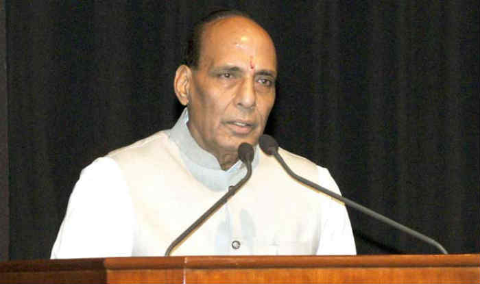 Katheria did not speak anything objectionable: Rajnath