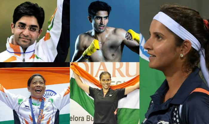 Salman Khan as Rio Olympics Ambassador: 10 sports persons who could have been chosen by IOA instead!
