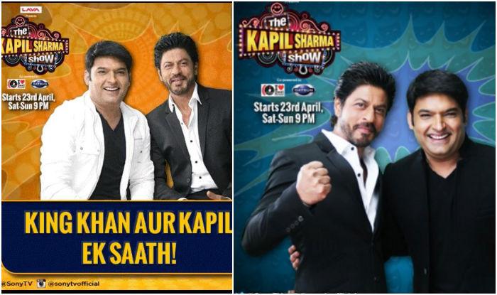 LOL! Shah Rukh Khan trolls Kapil Sharma in The Kapil Sharma Show promo