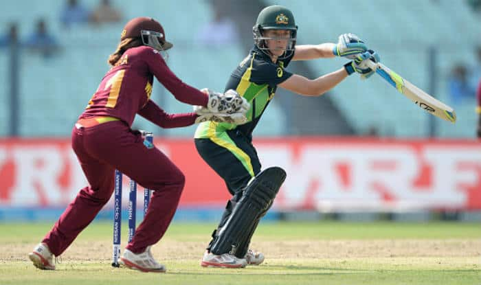 Australia posts 148 against West Indies in ICC Women's T20 World Cup 2016 final