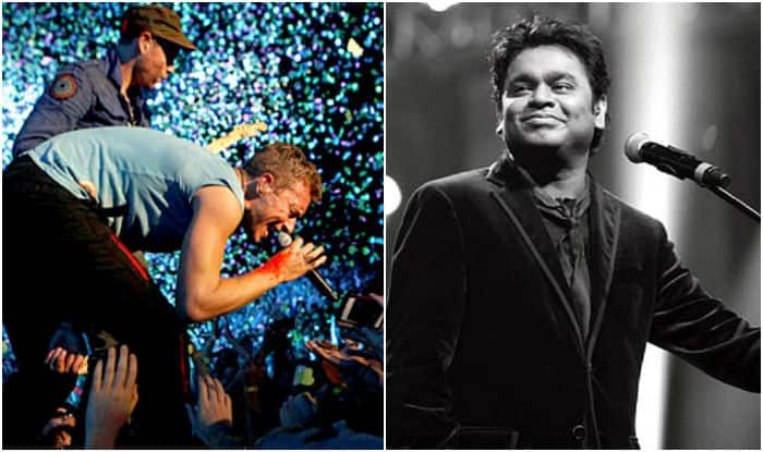 Coldplay & A R Rahman's mashup is so amazing you'll be playing it on loop!