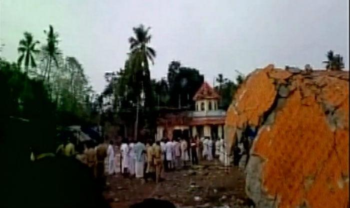 Kerala temple tragedy: Woman committee member seeks interim bail