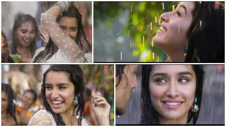 03cc84f63d6 Baaghi song Cham Cham: Tiger Shroff & Shraddha Kapoor look way to cute  together in this rain song