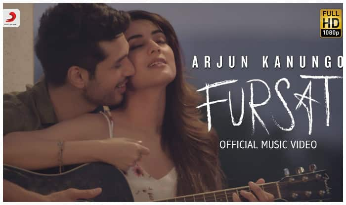 Arjun Kanungo's new single Fursat featuring Sonal Chauhan will leave you speechless!