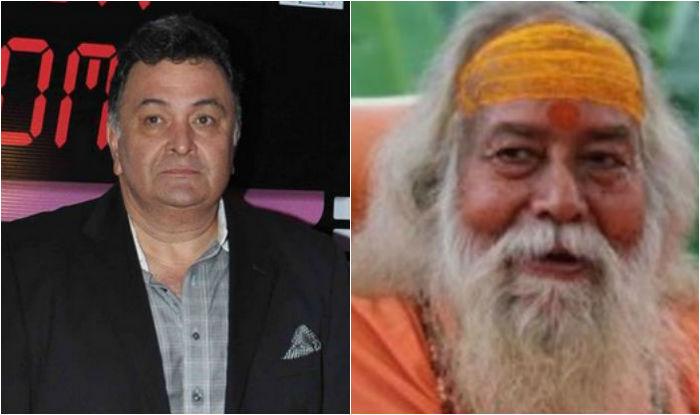Rishi Kapoor takes on Shankaracharya Swami Swaroopanand Saraswati for his outrageous remarks on women, rape and Sai Baba
