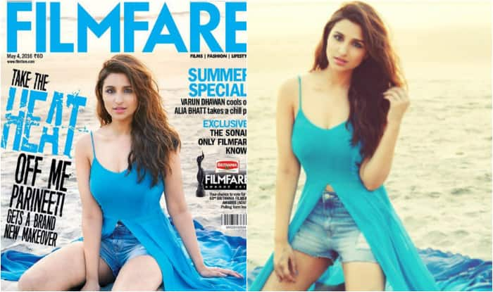 Parineeti Chopra is SLAYING it and how on Filmfare cover 2016!