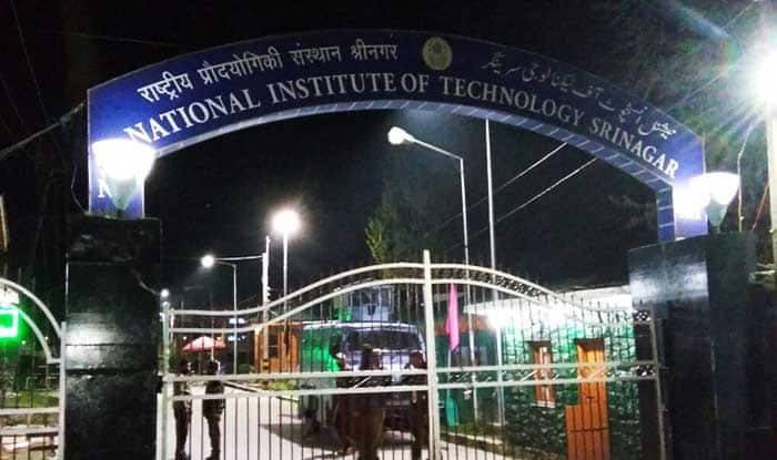 NIT Srinagar to Reopen Today; However, Outstation Students to 'Wait and Watch' Before Joining: Reports