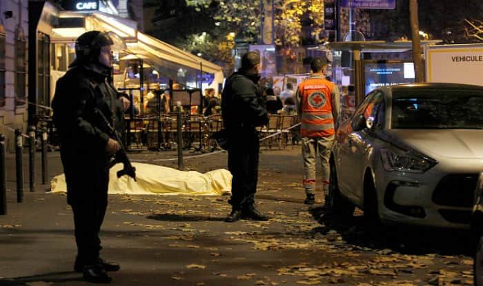 Transfer of Paris attacks suspect to France 'will take weeks'