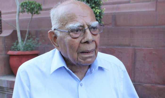 Ram Jethmalani No More: A Brief Overview of Legal Luminary's Life