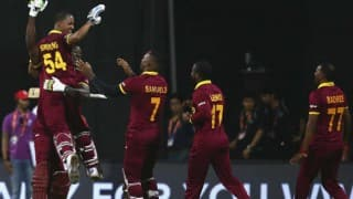 ICC T20 World Cup: West Indies back to where they belong