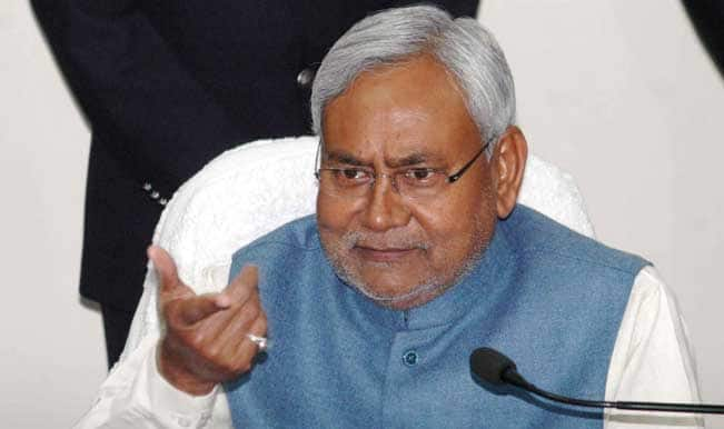 Nitish Kumar questions NDA government's sincerity into Augusta deal probe