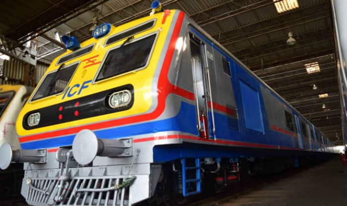 Mumbai gets its first-ever AC local train; fare between Rs 60 to Rs 70 from CST to Panvel
