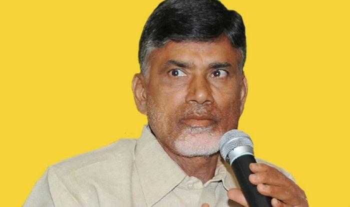 Andhra Pradesh CM Chandrababu Naidu Expresses Sorrow Over Karunanidhi's Demise