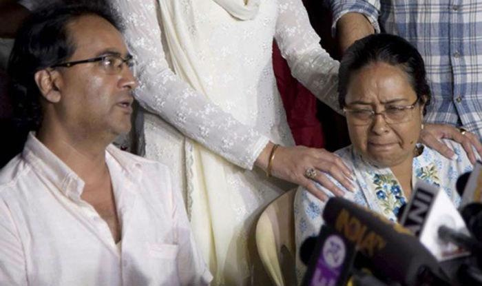 pratyusha parents 2