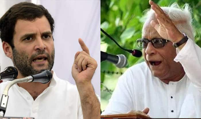 West Bengal Assembly Elections 2016: Rahul Gandhi to share dais with Buddhadeb Bhattacharjee