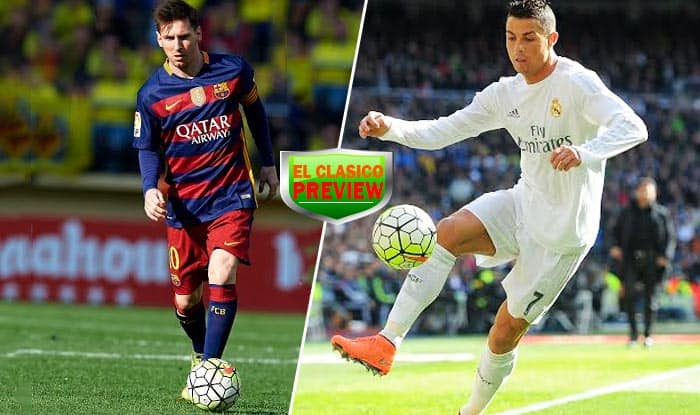Barcelona vs Real Madrid La Liga 2015-16 Preview: Barca poised to land knock-out punch in title race
