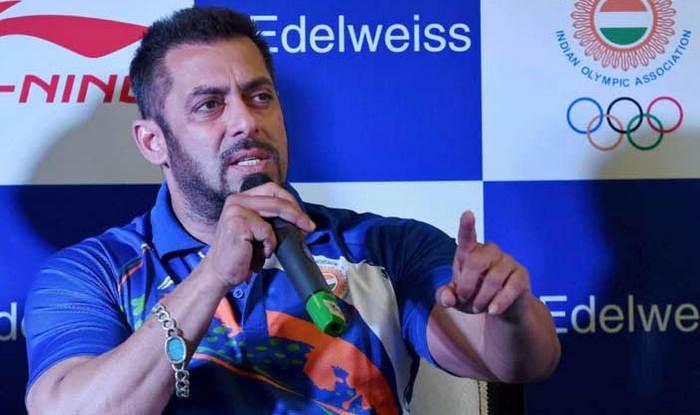 Rio Olympics 2016: Salman Khan gets real Aishwarya Rai Bachchan's support as goodwill ambassador! Actor himself justifies his appointment (Video)