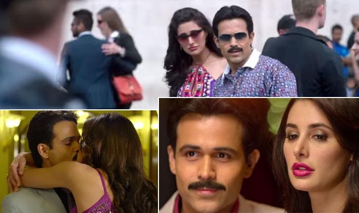 Azhar song Bol Do Na Zara: Emraan Hashmi and Nargis Fakhri's romance is steamy!