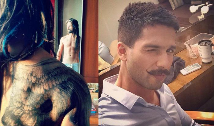 Udta Punjab star Shahid Kapoor's amazing tattoo will leave you stunned!