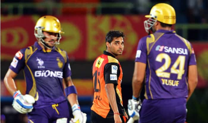 KKR won by 8 wkts | LIVE Score Sunrisers Hyderabad (SRH) vs Kolkata Knight Riders (KKR) IPL 2016 Match 8: KKR 146/2 in 18.2 Overs (Target 143)