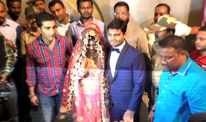 Hindu-Muslim wedding takes place in Karnataka under police protection, amid 'love jihad' protests