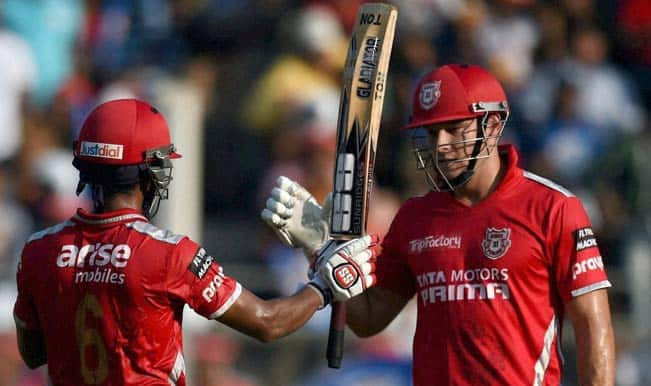 Indian Premier League 2016: Kings XI Punjab do not learn from old mistakes
