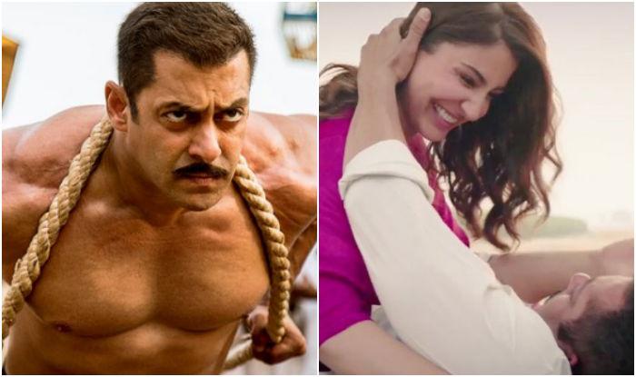 #PowerPackedSULTANTrailer: Fans go gaga over Salman Khan & Anushka Sharma's kickass Sultan Trailer