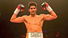 Boxing: Vijender Singh's Next Pro Bout Will be Held on Rooftop Deck of Casino Ship in Goa