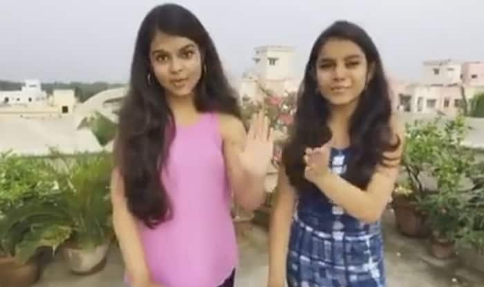 Bajirao Mastani song Pinga: These 2 sisters do the sing and clap version of the popular number! (Video)