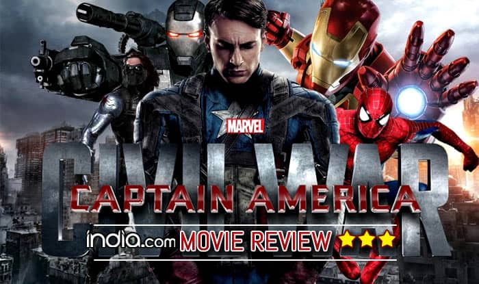 Captain America: Civil War Movie Review: Crisp and overloaded with entertainment!