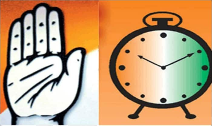 Lok Sabha Elections 2019: Congress, NCP Repeat 2014 Formula, to Fight From 24, 20 Seats Respectively