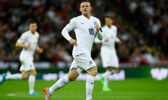 Banned From Driving, Wayne Rooney Gets Lift to Training