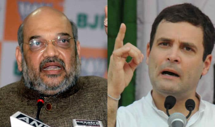 'Get Well Soon, Yuvraj': Amit Shah Wishes 'Speedy Recovery' to Rahul Gandhi