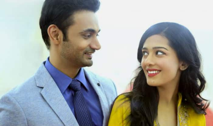Newlyweds Amrita Rao and RJ Anmol make a picture-perfect couple!