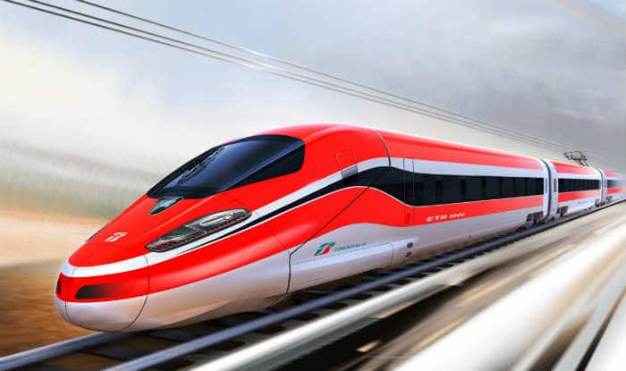 As India Gears For First Bullet Train, Here Is A Look At 6