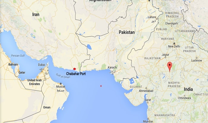 Narendra Modi visit to Iran: Access to Chabahar port on top ... on fujairah port map, le havre port map, hong kong port map, copenhagen port map, dalian port map, antwerp port map, muscat port map, civitavecchia port map, cape town port map, sohar port map, istanbul port map, halifax port map, buenos aires port map, baku port map, bangkok port map, anzali port map, salalah port map, genoa port map, hamburg port map, algiers port map,