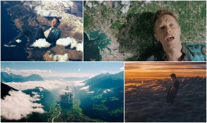 Coldplay Up&Up song music video: Lose yourself to Chris Martin's most visually satisfying trippy video