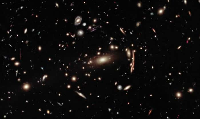 Vast cluster of galaxies spotted in early universe | Buzz