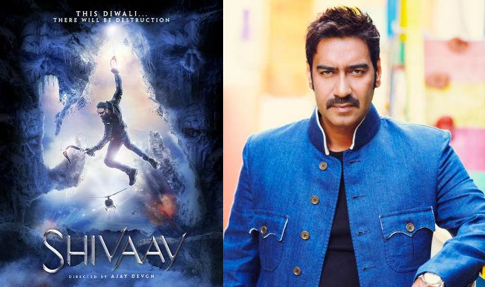 Shivaay poster: Ajay Devgn starrer hurts religious sentiments of Hindu community