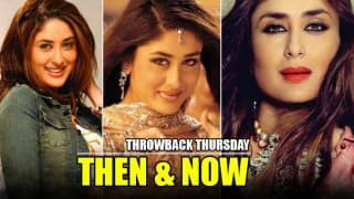 #ThrowbackThursday: From Khushi to Bajrangi Bhaijaan- Of Kareena Kapoor and her metamorphosis!