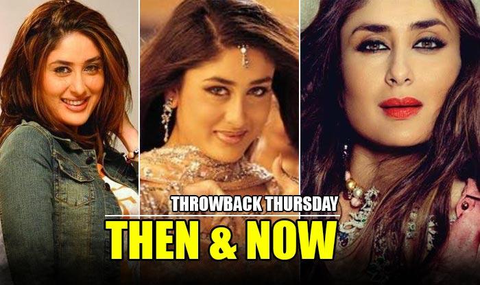 #ThrowbackThursday: From Khushi to Bajrangi Bhaijaan- Of Kareena Kapoor and her metamorphosis!