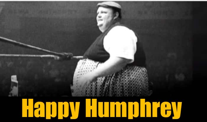 Meet Happy Humphrey, the heaviest WWE superstar of all time