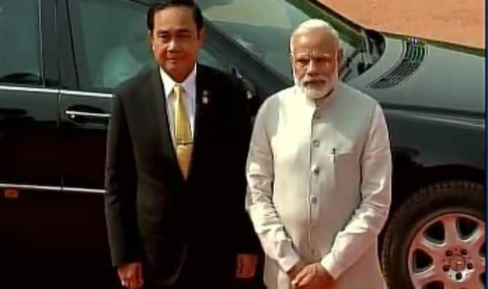 Narendra Modi to hold talks with Thailand counterpart