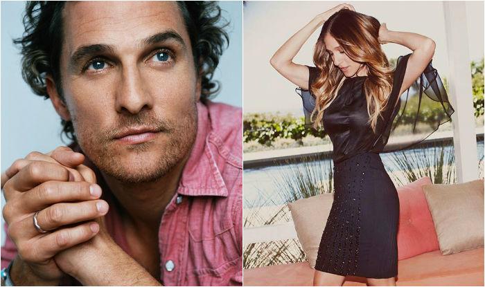 Matthew McConaughey had a huge crush on Sarah Jessica Parker!