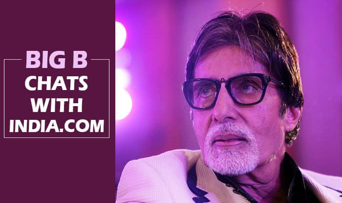 Meeting Amitabh Bachchan: A chat with the legend of Indian cinema (Interview)