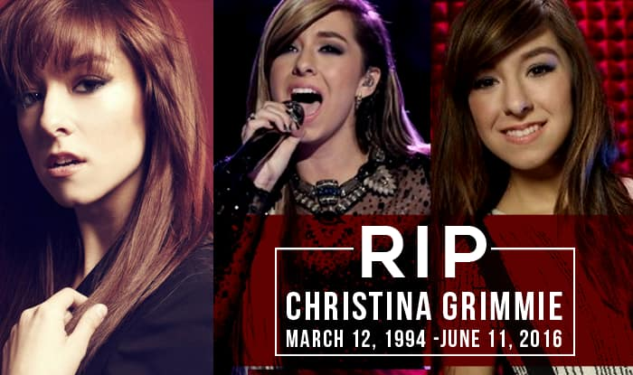Another The Voice singer shot dead