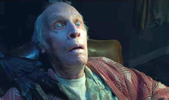 OMG! 65 Yr man actually died while watching the horror movie Conjuring 2!